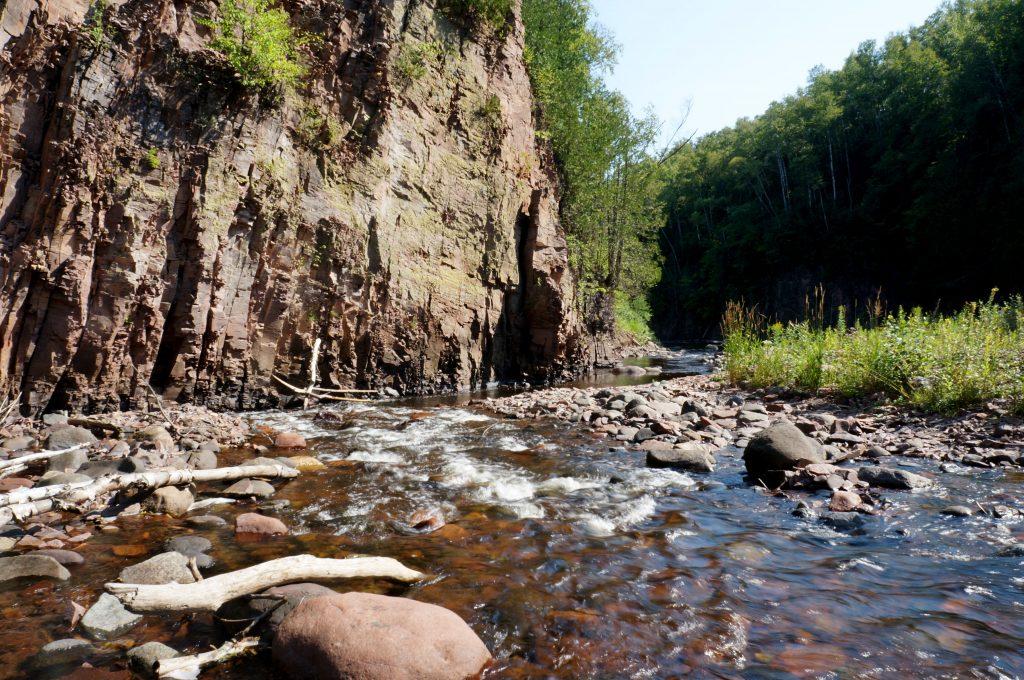 Devil Track River