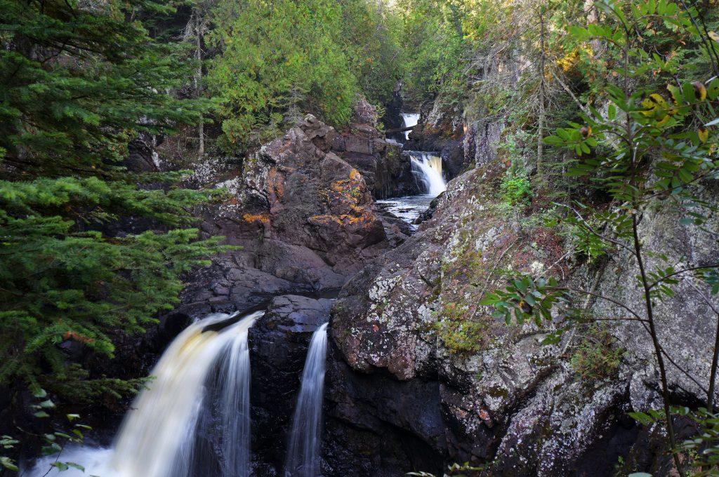Cascade River Cascades