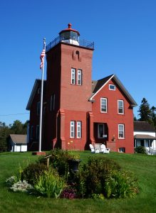 Two Harbors Lighthouse Museum
