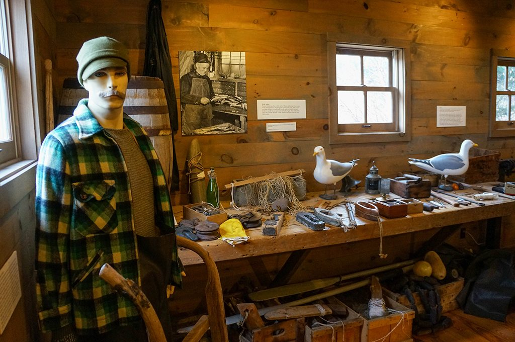 North Shore Commercial Fishing Museum