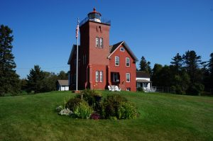 Two Harbors Lighthouse Museum and B&B
