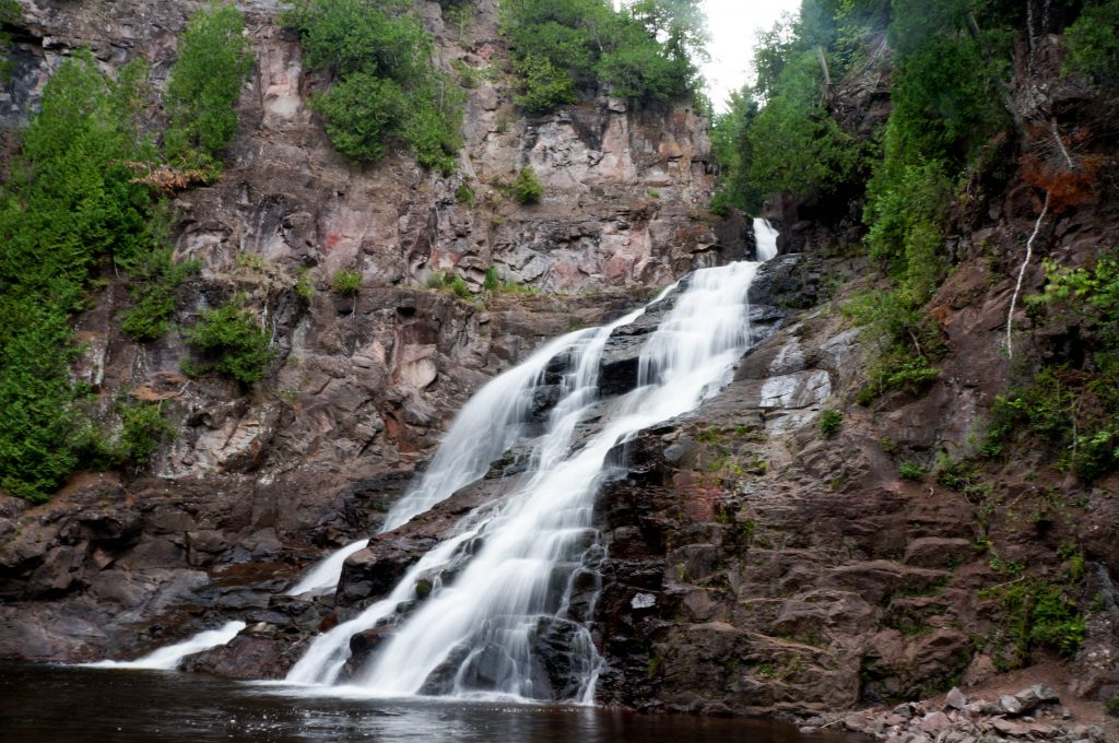 Caribou Falls, North Shore MN