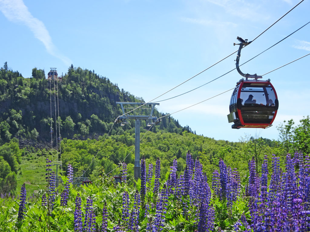 Lutsen Mountains Summit Express Gondola