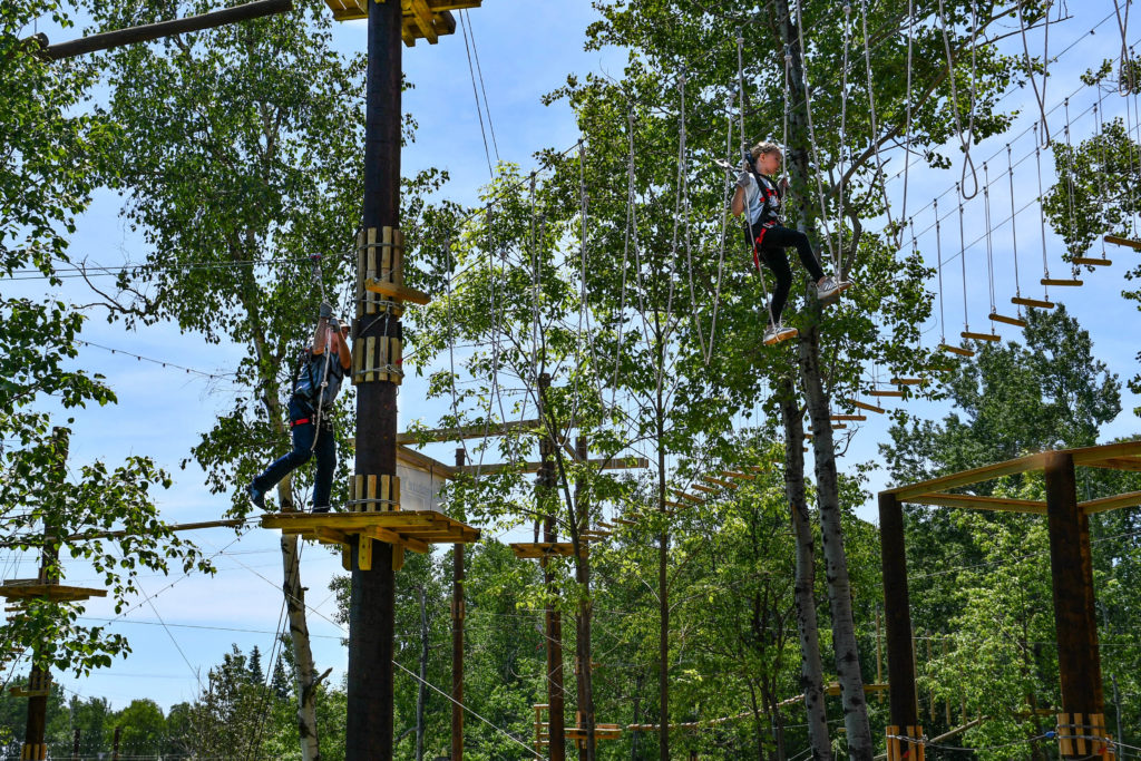 North Shore Adventure Park, Silver Bay, MN