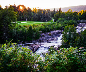 Superior National Golf Course at Lutsen
