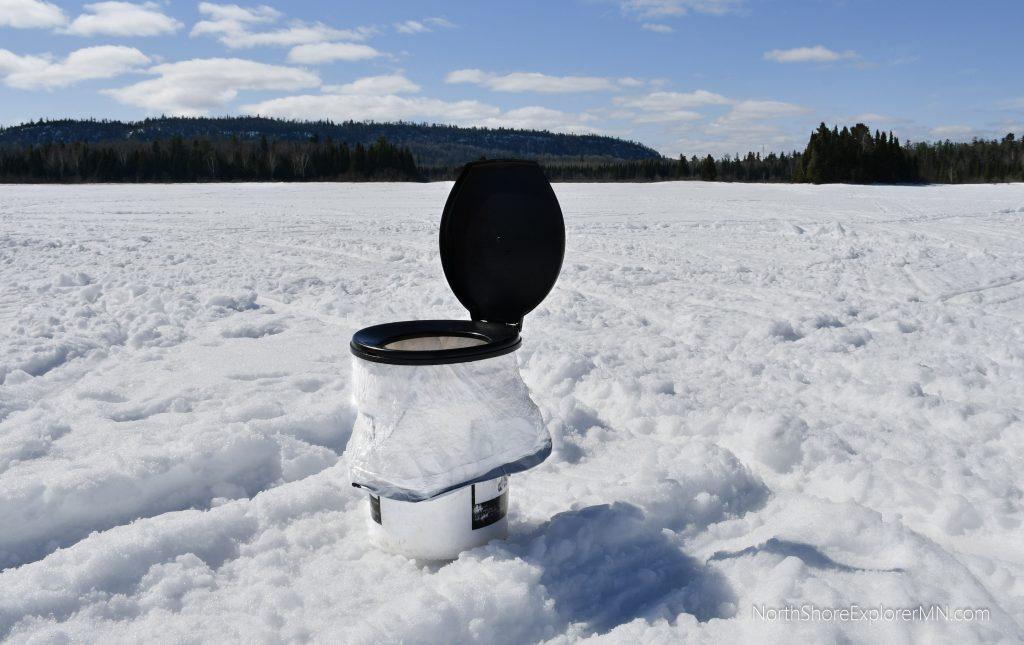 Luggable Loo Portable Potty