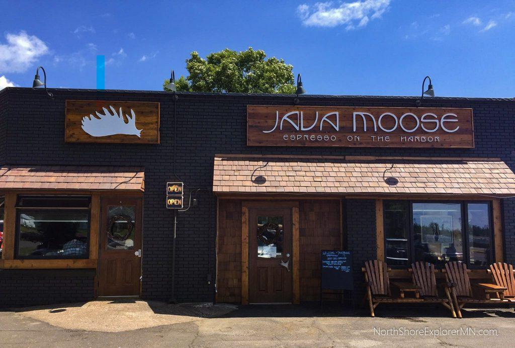 Java Moose Grand Marais