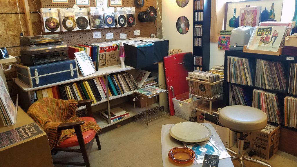 Vintage LP Lava Lounge, Joy & Co