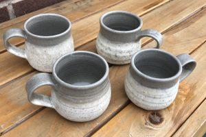 Natalie Sobajna mugs at The Big Lake