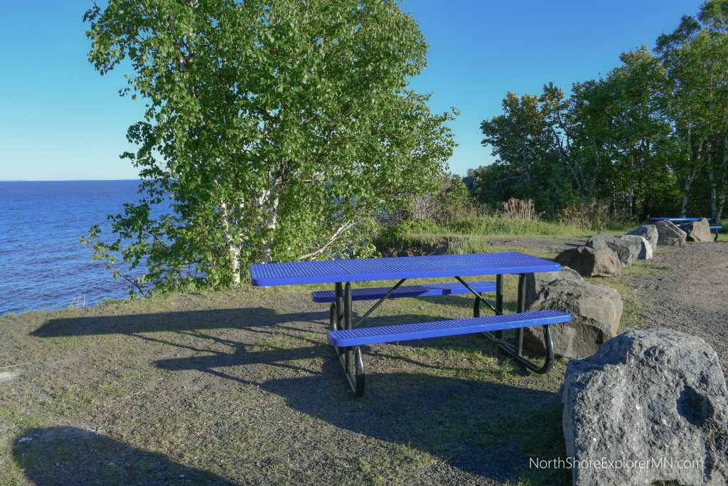 Black Beach Park Picnic Area, Silver Bay, MN