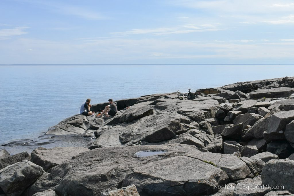 Stoney Point, Lake Superior