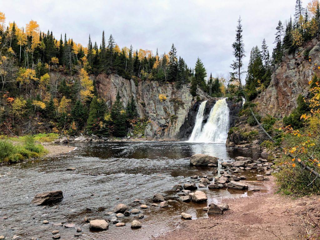 High Falls, Tettegouche St Park, MN