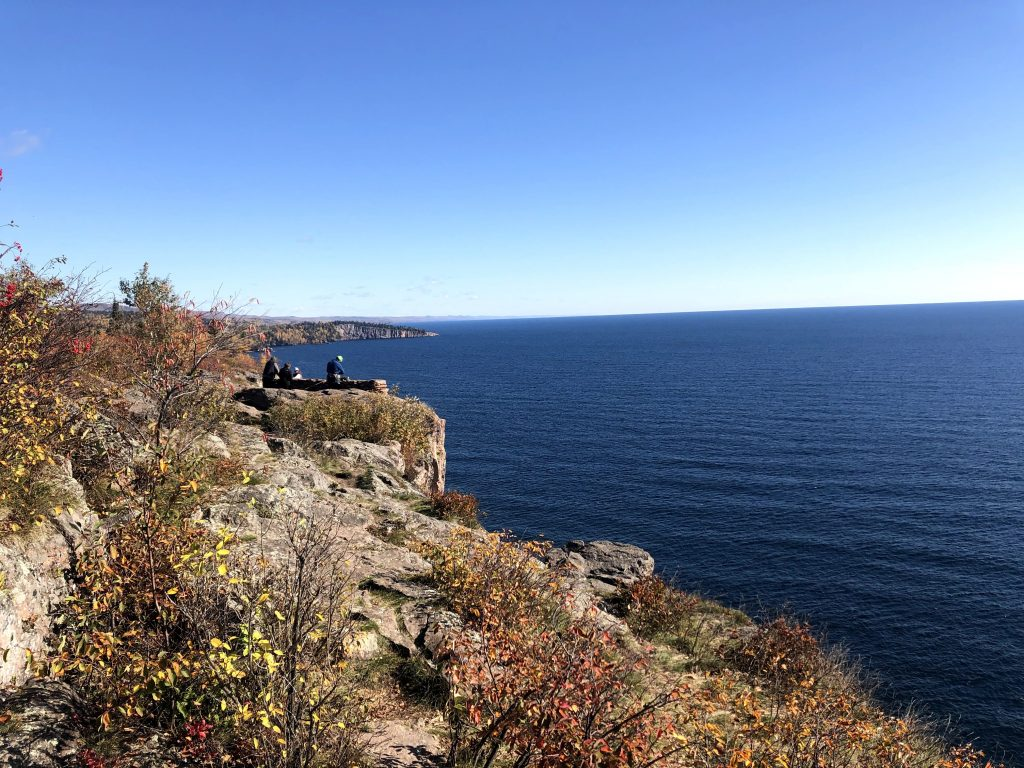 View from Palisade Head, North Shore MN