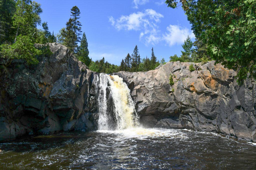 Illgen Falls, Temperance River State Park