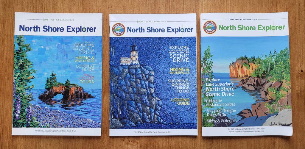 North Shore Explorer guides