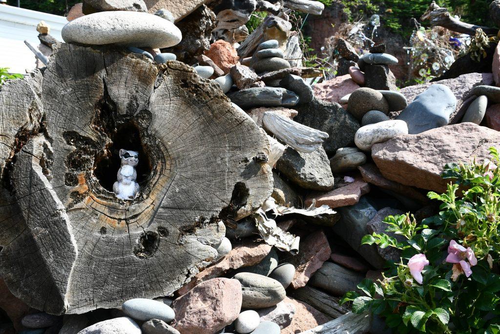 driftwood display Hovland MN