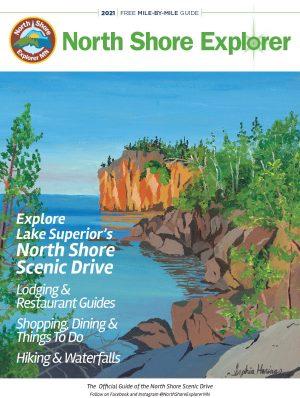 North Shore Explorer Guide cover thumbnail